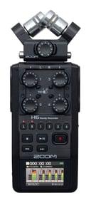 Zoom H6 Handy Recorder Svart