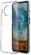 Nokia Clear Case Nokia X10 Nokia X20 Klar