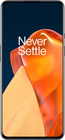 OnePlus 9 128GB Dual-SIM Astral svart