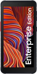 Samsung Galaxy Xcover 5 Enterprise Edition 64GB Dual-SIM Sort
