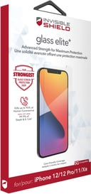 Zagg InvisibleShield Glass Elite+ iPhone 11 iPhone 12 iPhone 12 Pro iPhone Xr