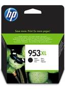 HP Blæk Sort 953XL - OfficeJet Pro 8710/8720/8730/8740