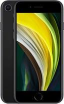 Apple iPhone SE (2020) 64GB Sort