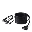 Linksys Omniview Dual Port Cable, USB