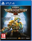 Big Ben Warhammer 40,000 Inquisitor Martyr Sony PlayStation 4