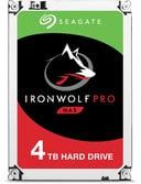 "Seagate IronWolf Pro 4TB 3.5"" Serial ATA-600"