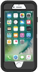 Otterbox Defender Series iPhone 7 iPhone 8 iPhone SE (2020) Svart