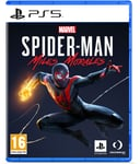 Sony Marvel's Spider Man: Miles Morales - PS5 Sony PlayStation 5