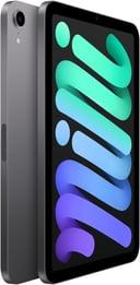 """Apple iPad Mini Wi-Fi 8.3"""" A15 Bionic 256GB Rymdgrå"""
