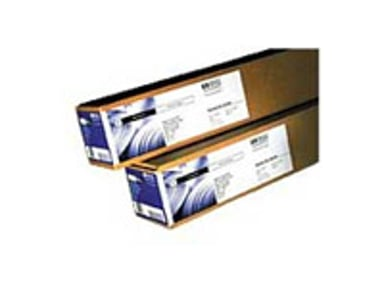 """HP Papper HeavyWeight Bestruket 24"""" Rulle 30m 130g"""