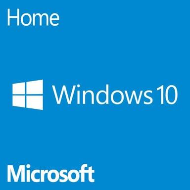 Microsoft Windows 10 Home 64-bit Sve OEM null