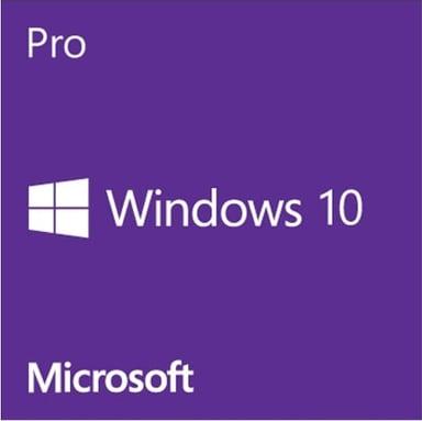 Microsoft Windows 10 Pro 64-bit Sve OEM null
