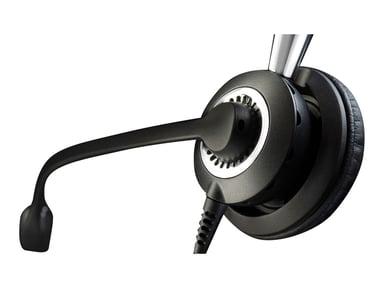 Jabra BIZ 2400 II USB DUO BT Svart