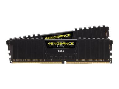 Corsair Vengeance LPX 16GB 16GB 2,400MHz DDR4 SDRAM DIMM 288-pin