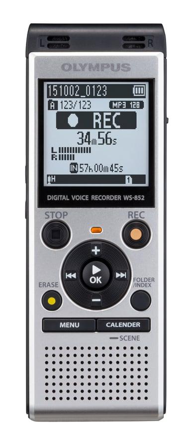 Olympus Diktafon WS-852 Silver (4GB) null
