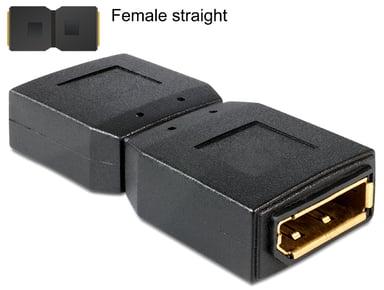 Delock Adapter DisplayPort Hona DisplayPort Hona