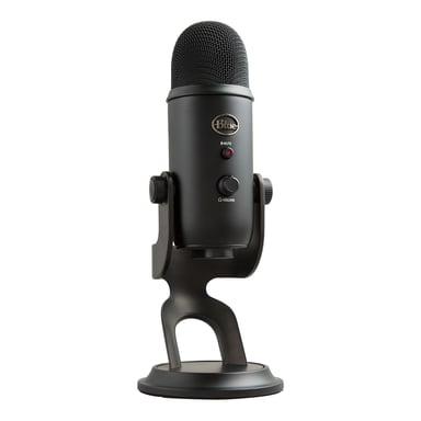 Blue Microphones Yeti USB Blackout null
