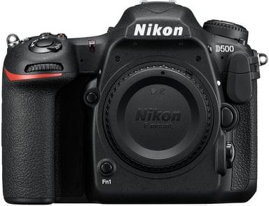 Nikon D500 null