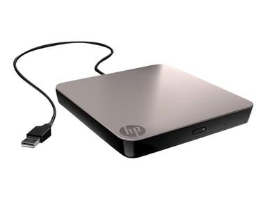 HPE HPE Mobile DVD±RW (±R DL) / DVD-RAM-stasjon null