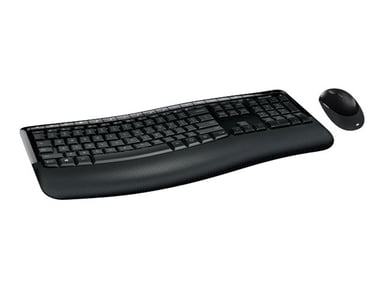 Microsoft Wireless Comfort Desktop 5050 Engelsk International