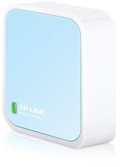 TP-Link Tl-WR802N Wireless Router