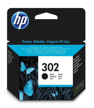 HP Bläck Svart No.302 - DJ 1110