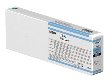 Epson Blekk Ljus Cyan 700ml - P6/7/8/9000