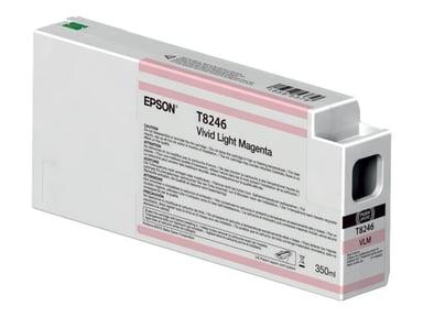 Epson Blekk Vivid Ljus Magenta 350ml - P6/7/8/9000