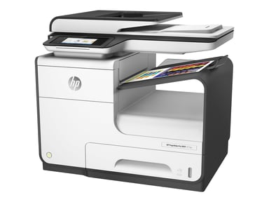 HP PageWide PRO 477DW null