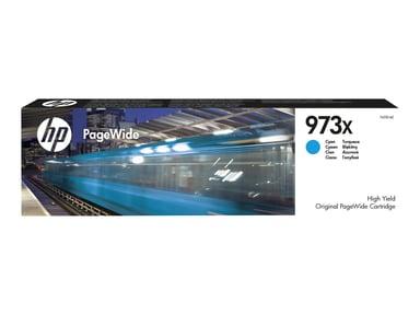 HP Blekk Cyan No.973X 7K - PageWide