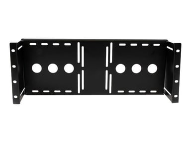 """Startech Universal VESA LCD Monitor Mounting Bracket for 19in Rack or Cabinet 19"""""""