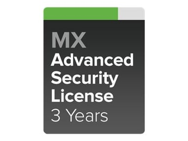 Cisco Mx65 Advanced Security License & Support 3yr