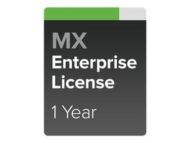 Cisco Mx65 Enterprise License & Support 1yr