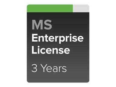 Cisco Ms350-24p Enterprise License & Support 3yr