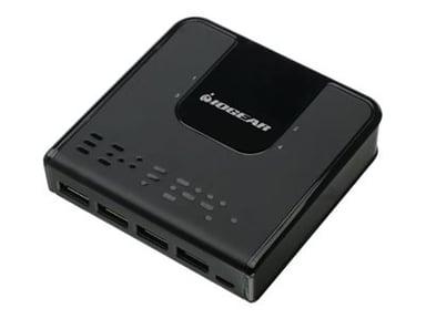 Iogear GUS434 USB USB-växel