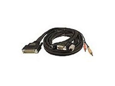 Aten Kabel för tangentbord/mus/video/ljud