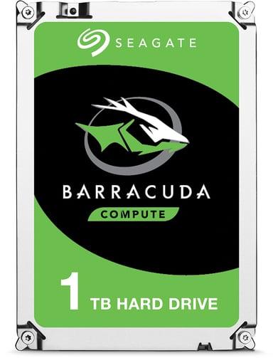 "Seagate BarraCuda 1TB 3.5"" Serial ATA-600"