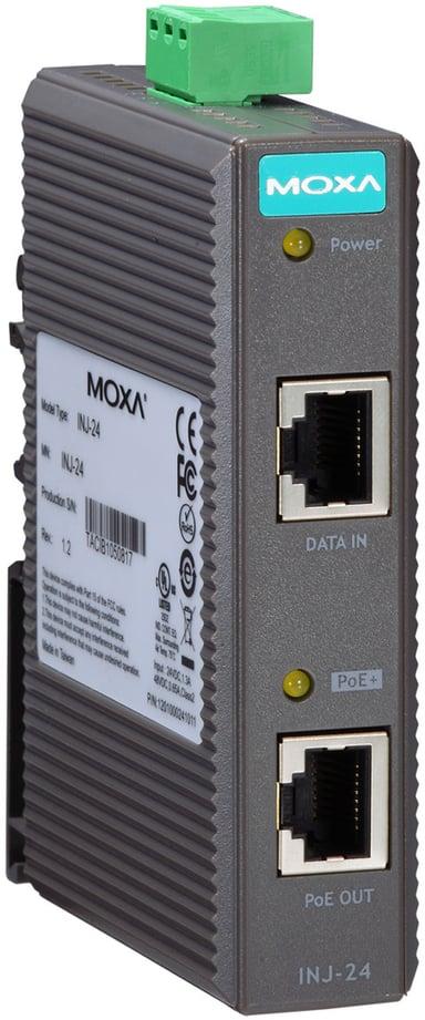 Moxa Gigabit PoE-injector 30W