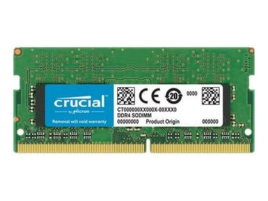 Crucial DDR4 16GB 2,400MHz DDR4 SDRAM SO DIMM 260-pin