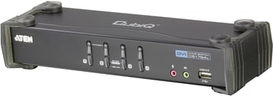 Aten Cubiq CS1764A 4-port KVM Switch
