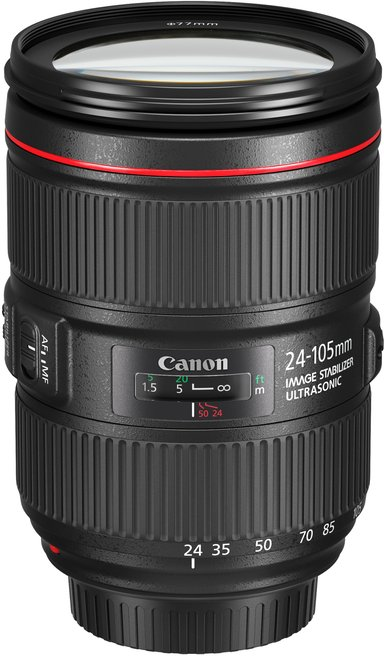 Canon EF 24-105/4.0 L IS II USM