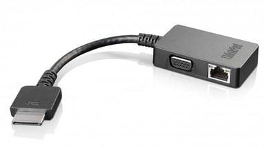 Lenovo Thinkpad Onelink+ To VGA/RJ45 Adapter