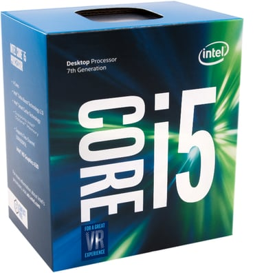 Intel Core i5 7400 3GHz LGA1151 Socket Processor