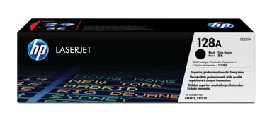 HP Toner Sort 2K - CE320A