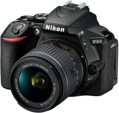 Nikon D5600 + AF-P DX 18-55/3,5-5,6 G VR null