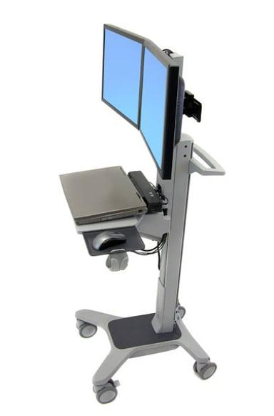 Ergotron Neo-Flex Dual WideView WorkSpace