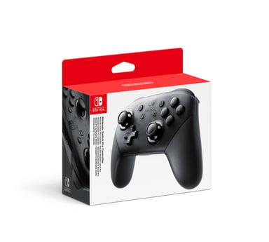 Nintendo Switch Pro Controller Musta