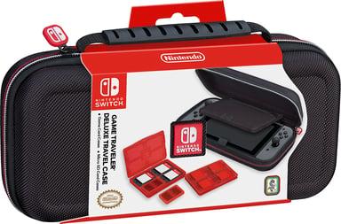 Nintendo Switch Deluxe - Black Svart