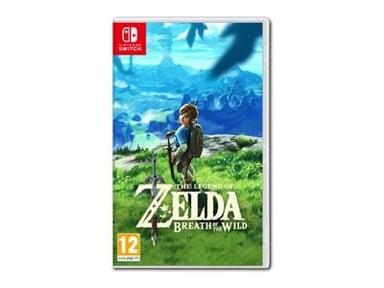 Nintendo The Legend of Zelda Breath of the Wild Nintendo Switch