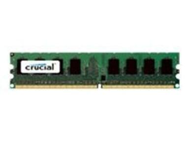 Crucial DDR3 4GB 4GB 1,600MHz DDR3L SDRAM DIMM 240-pin